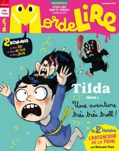 Tilda dans : une aventure très très troll !