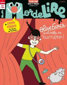 MordeLIRE Magazine : Olive Farce, quel drôle de numéro !