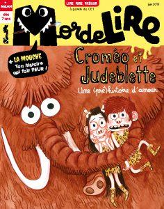 """Découvre la préhistoire cro-drôle """"Les malheurs de Judeblette"""" - MordeLIRE magazine"""