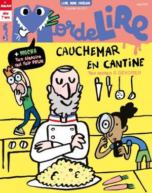 Cauchemar en cantine - MordeLIRE magazine