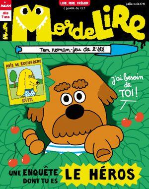 MordeLIRE Magazine : Disparition inquiétante, une enquête dont tu es le héros !