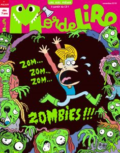 MordeLIRE Magazine : Super-Neuneu - une histoire de zombies