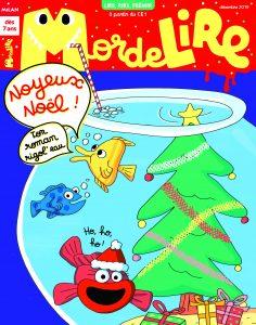 MordeLIRE Magazine : Noyeux Noël, une histoire de poissons frappés du bocal !