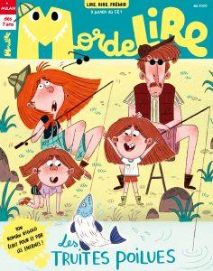 MordeLIRE Magazine : Les truites poilues