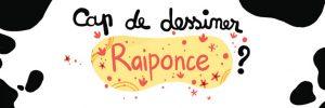 """Concours MordeLIRE """"Cap de dessiner Raiponce ?"""""""