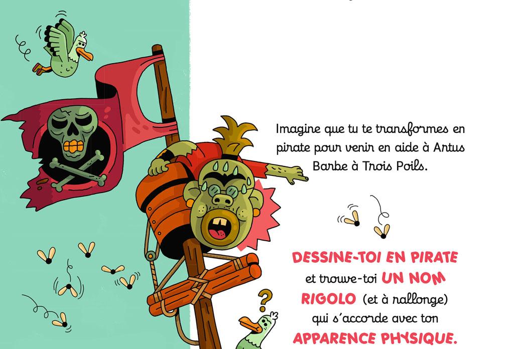 Concours Nom d'un pirate ! MordeLIRE magazine
