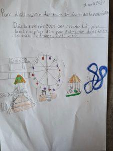 """Concours Mordelire """"Fais ta une !"""" - Ranim 9 ans"""
