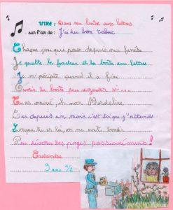 Cassandre - 9 ans et demi