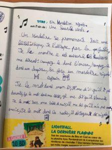 Mathilde - 11 ans